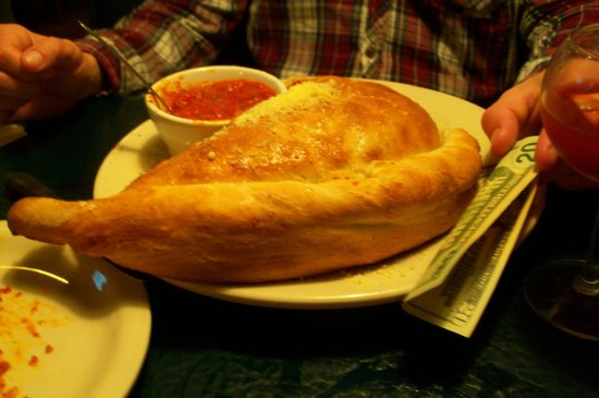 The Best Italian on the Parkway: huge portions