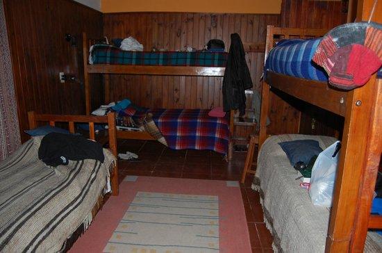 Malka Cabanas y Habitaciones: Interior