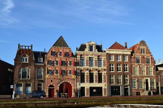Van der Valk Hotel Haarlem: Haarlem oude stad