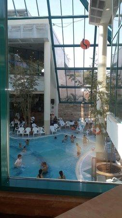 U Sunrise Club Eilat All Inclusive : Inside pool