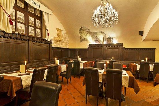 Restaurant Purlepaus : Ambiente