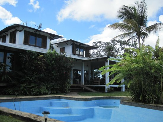 El Hotelito at the Rainforest Experience Farm : Hotelito