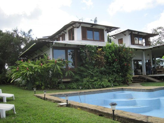 El Hotelito at the Rainforest Experience Farm: Hotelito