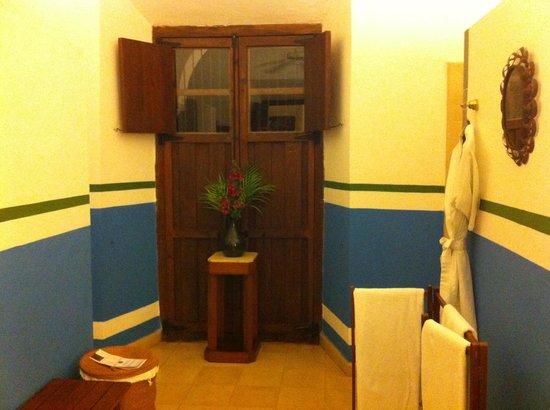 Hacienda San Jose, A Luxury Collection Hotel, San Jose : salle de bain