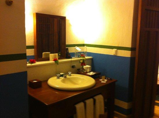 Hacienda San Jose, a Luxury Collection Hotel : salle de bain