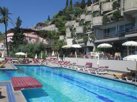 Eurostars Monte Tauro: pool