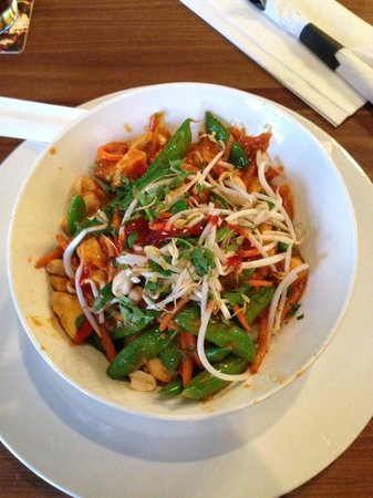 Fox and Fiddle: Pad Thai