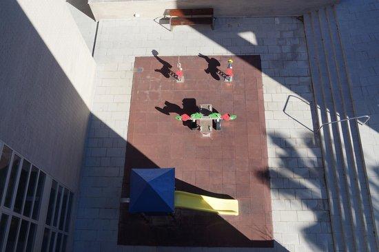 Ibersol Spa Aqquaria: детская площадка