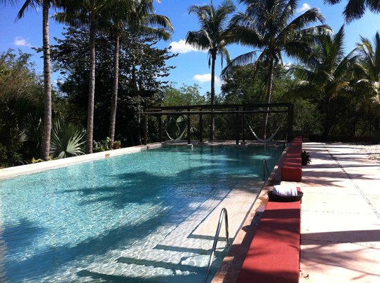 Hacienda San Jose, a Luxury Collection Hotel: piscine