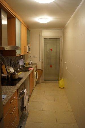 Ibersol Spa Aqquaria: кухня