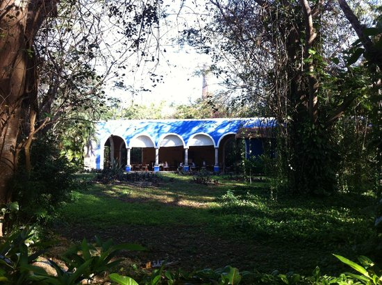 Hacienda San Jose, a Luxury Collection Hotel: restaurant
