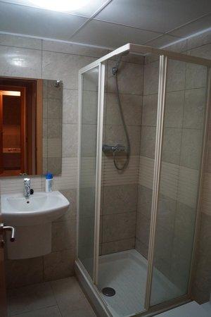 Ibersol Spa Aqquaria: ванная комната