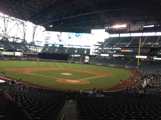 Safeco Field: interieure 2