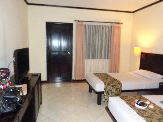 Legian Paradiso Hotel: Garden View Room