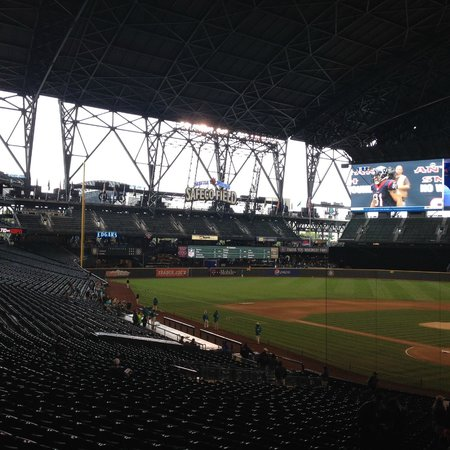 Safeco Field: interieure 5