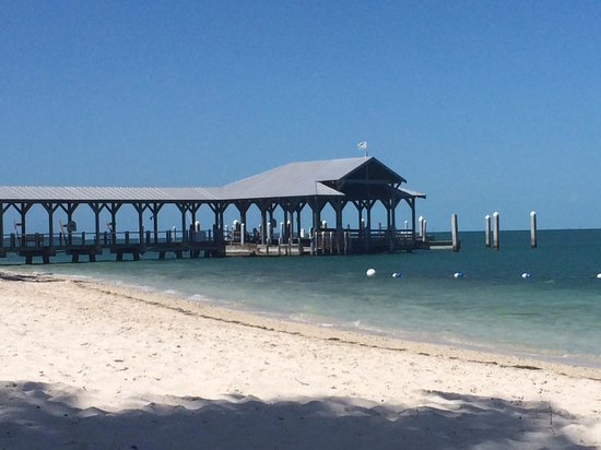 Sunset Key Cottages: Arriving on the pier is just the start of a wonderful experience