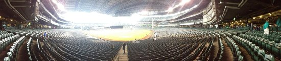 Safeco Field: interieure 3