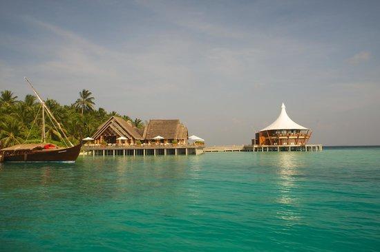 Baros Maldives: Wunderschönes Hotel