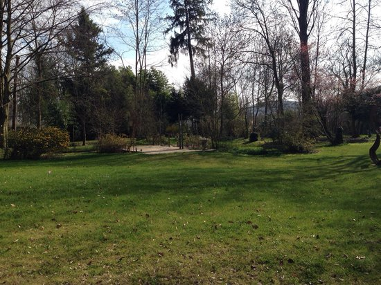 Le Jardin des Plumes : Le jardin