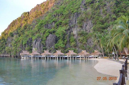 El Nido Resorts Miniloc Island: The Villas