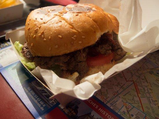 Burgermeister: BONO!!