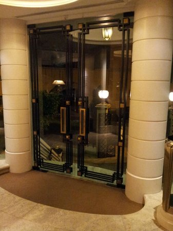 Hotel Lord Byron: meubles art deco