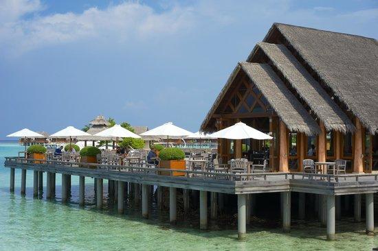 Baros Maldives: Schönes Restaurant
