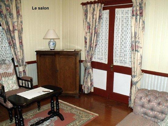 The Royal Hotel : Le salon