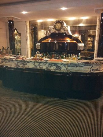 Hotel Lord Byron: meubles art deco