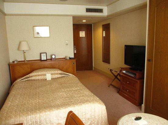 Hotel Nikko Princess Kyoto : シングルルーム
