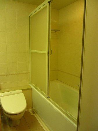 Hotel Nikko Princess Kyoto : バスルーム