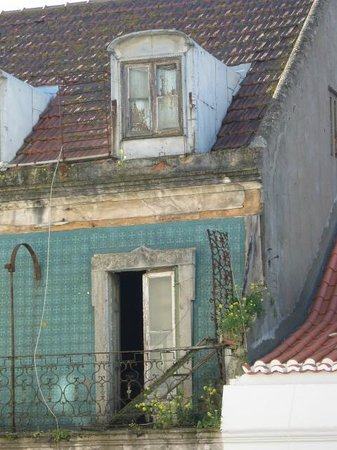 Lisbon Story Guesthouse: panorama dalla camera