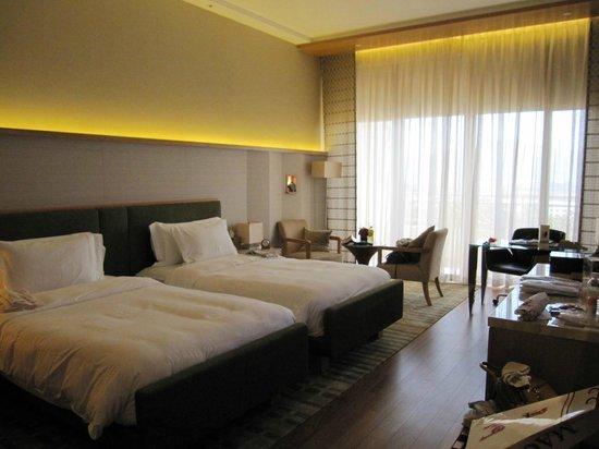 Hotel Okura Macau : ベッドの寝心地が最高