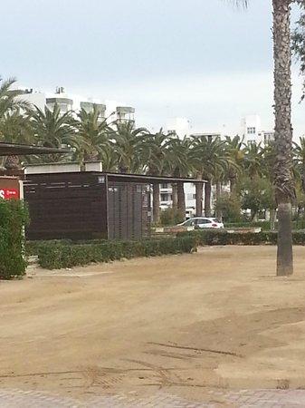 Playa de Llevante: пляж ллевант