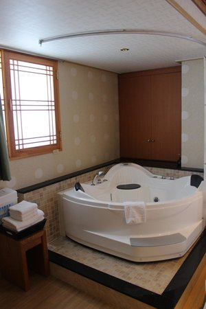 HOTEL GS : Executive room 502 - jacuzzi