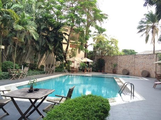 The Moorhouse Ikoyi Lagos - MGallery Collection: Pool area