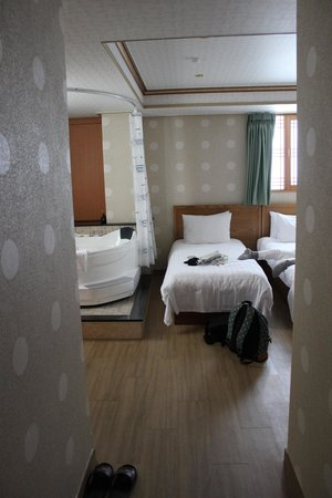 HOTEL GS : Executive room 502