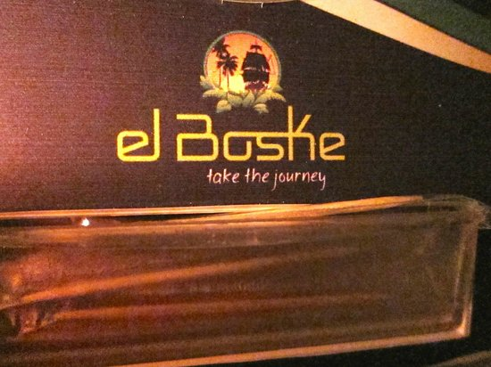 El Boske: The sign