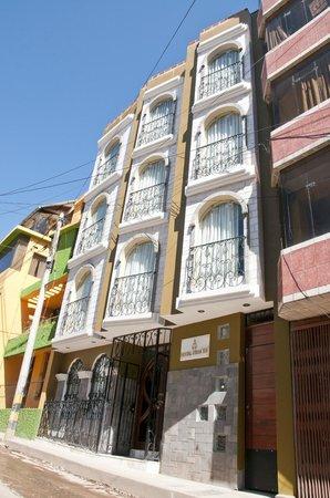 Hostal Utasa Inn