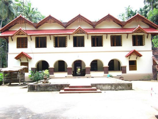 Kasaragod, Ινδία: Maipady North Palace