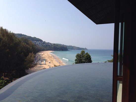 Pullman Phuket Arcadia Naithon Beach: Beach view