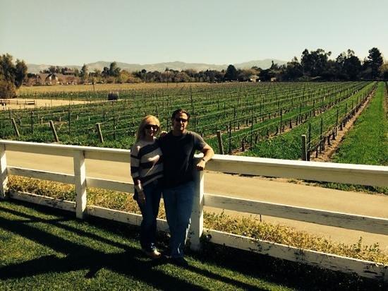 Captain Jack's Santa Barbara Tours: Lincourt winery