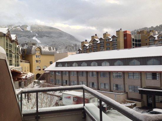 Adara Hotel : Room view