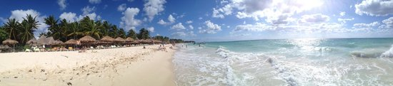 Riviera Maya Suites: playa las Palapas