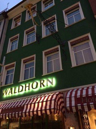 Hotel Waldhorn: Hotel und Restaurant