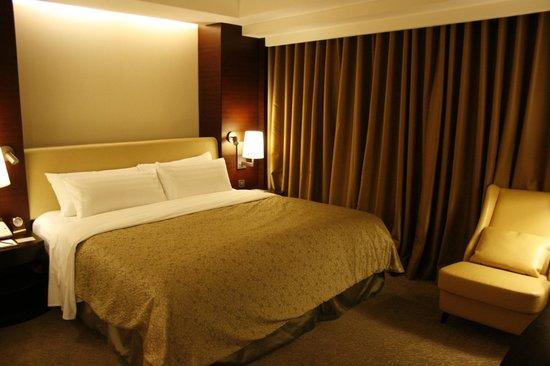 Shangri-La's Far Eastern Plaza Hotel Tainan: Executive Suite's bedroom