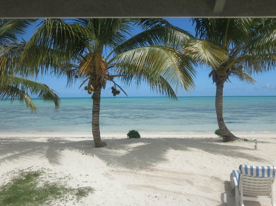 Swain's Cay Lodge: Beautiful beach.