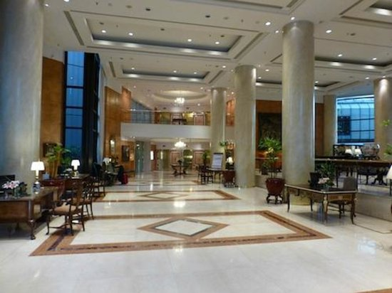 Park Tower, A Luxury Collection Hotel, Buenos Aires : Lobby