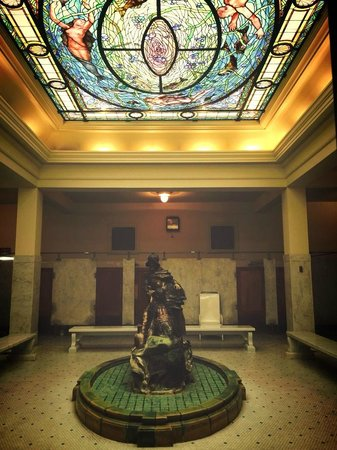 Hot Springs National Park: Gentleman's Bath at Fordyce Bath House