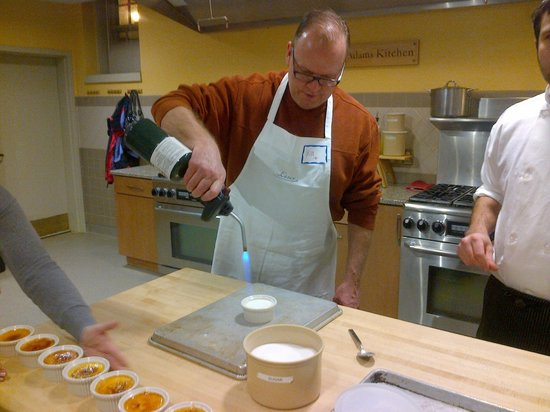 The Essex, Vermont's Culinary Resort & Spa: Culinary Quest